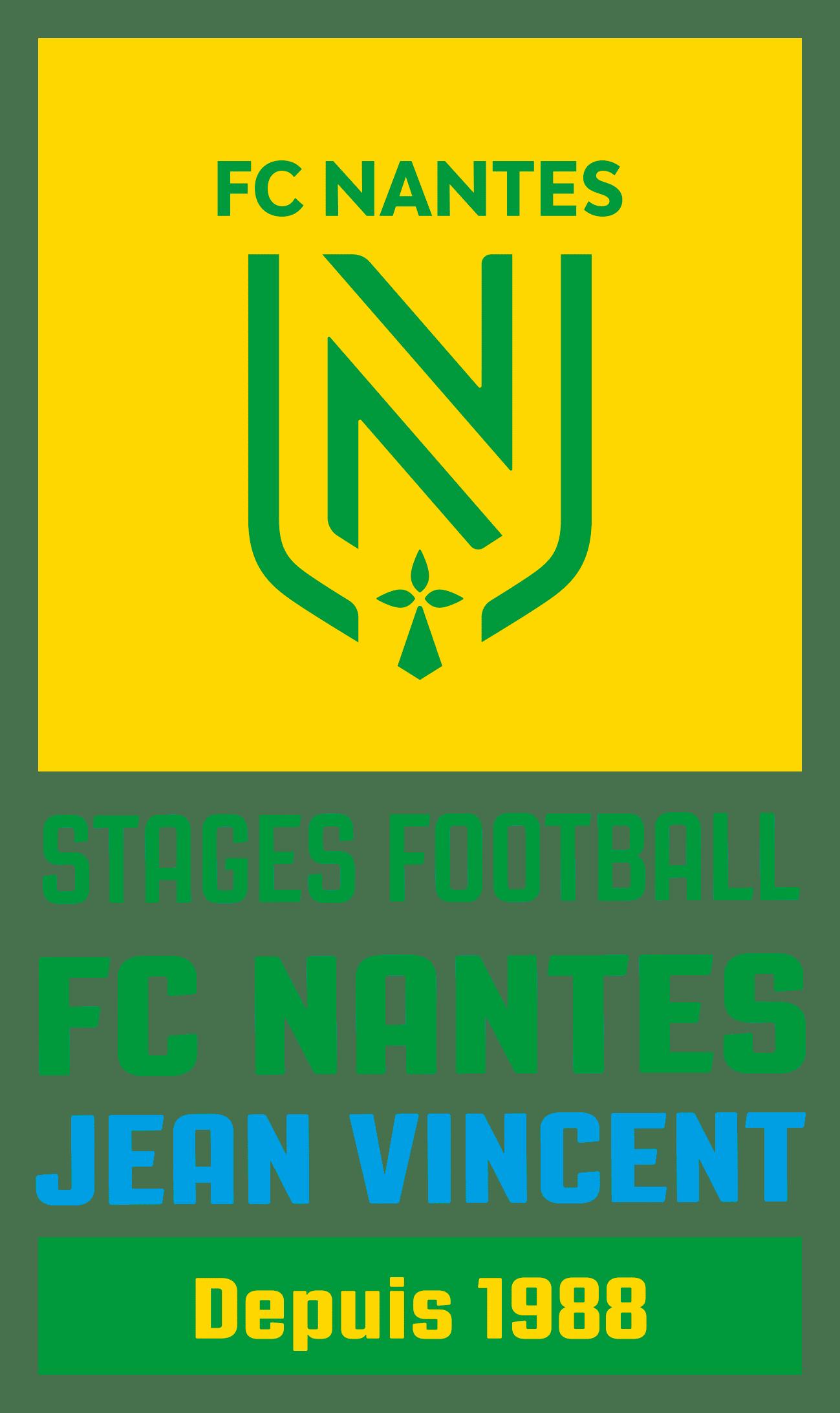 FCNANTES JEAN VINCENT logo