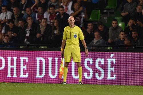 FOOTBALL : Metz vs Rennes - Ligue 1 - Championnat de France 2014 / 2015 - 18/10/2014 -